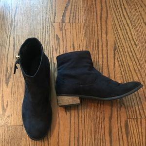 Diba Suede Ankle boots